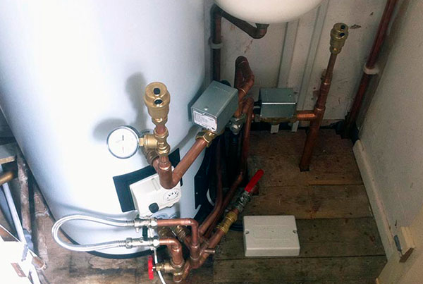 Our Work Jonathan James Gas Heating Plumbing Services